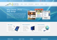 A great web design by JVista Web Design, Tucson, AZ: