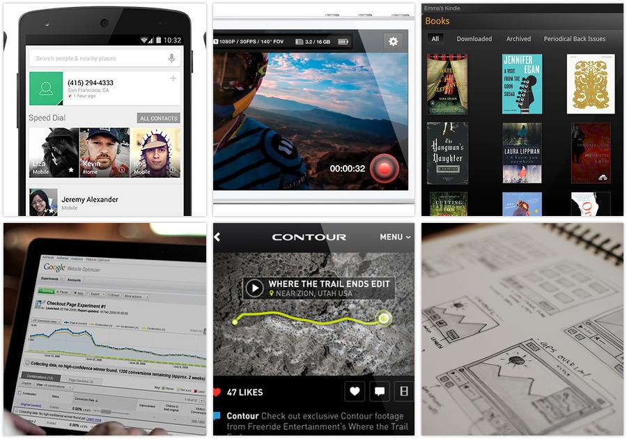A great web design by Kevin Korpi, Seattle, WA: