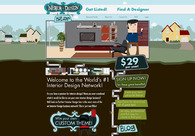 A great web design by Pink Turkey, Princeton, NJ: