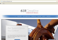 A great web design by 618 Creative, St Louis, MO: