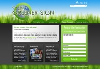 A great web design by Meli Trumbo, Denver, CO: