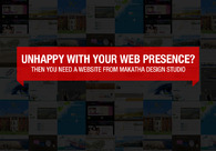 A great web design by Makatha Design Studio, Singapore, Singapore: