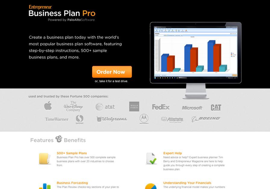 A great web design by Brian Wilkins, Los Angeles, CA: