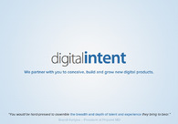 A great web design by Digital Intent, Chicago, IL: