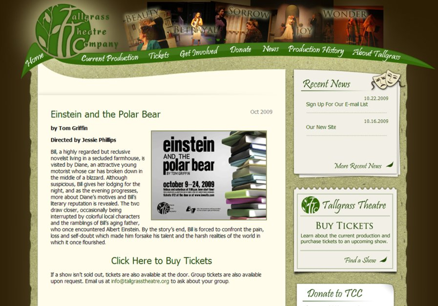 A great web design by eDash Marketing, Austin, TX: