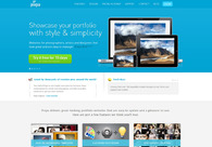 A great web design by Pixpa, New York, NY: