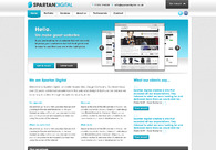 A great web design by Spartan Digital, Devon, United Kingdom: