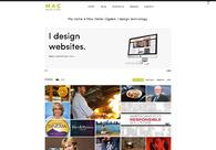 A great web design by Mac Heller-Ogden, Chicago, IL: Responsive Website, Portfolio , Internet , Wordpress