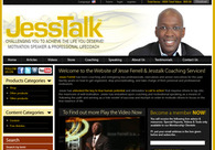 A great web design by Click Here Now Marketing, San Jose, Costa Rica: