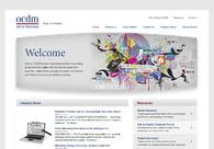 A great web design by Strifler Associates, Orange County, CA: