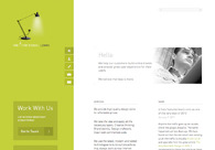 A great web design by Creative Studio - Lewro: