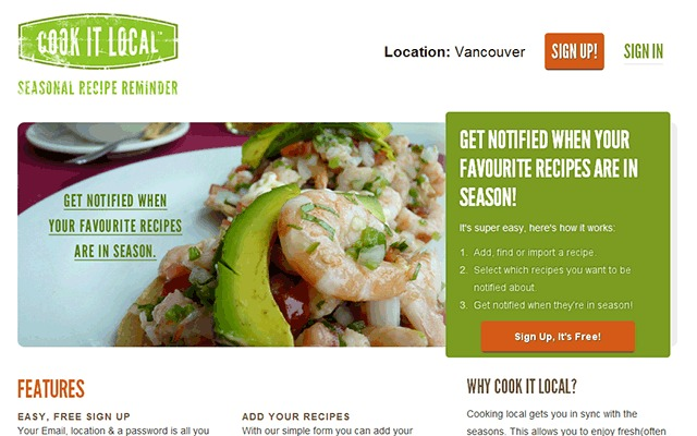 A great web design by Staydecent, Vancouver, Canada: