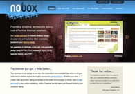 A great web design by noBox Creative, LLC, Tulsa, OK: