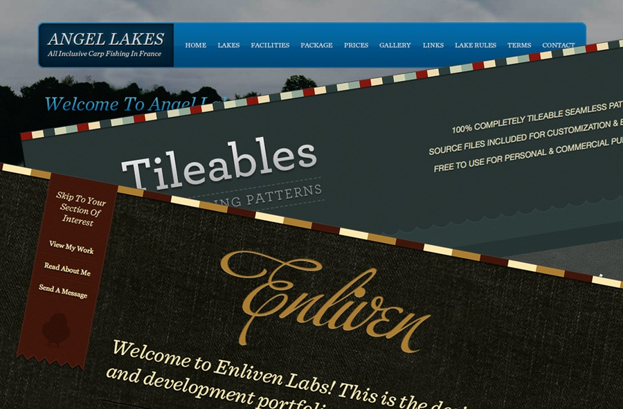 A great web design by Enliven Labs, Liverpool, United Kingdom: