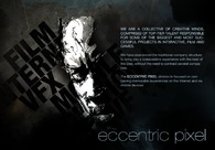 A great web design by Eccentric Pixel, Los Angeles, CA: