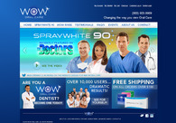 A great web design by Moore Studios, Orange County, CA: Responsive Website, E-Commerce , Healthcare, Magento