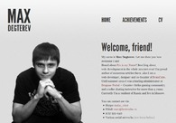 A great web design by BrainCube, Moscow, Russia: