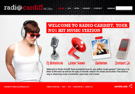 A great web design by Close Up Media, Cardiff, United Kingdom: