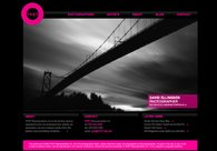 A great web design by Jodi Day, Vancouver, Canada: