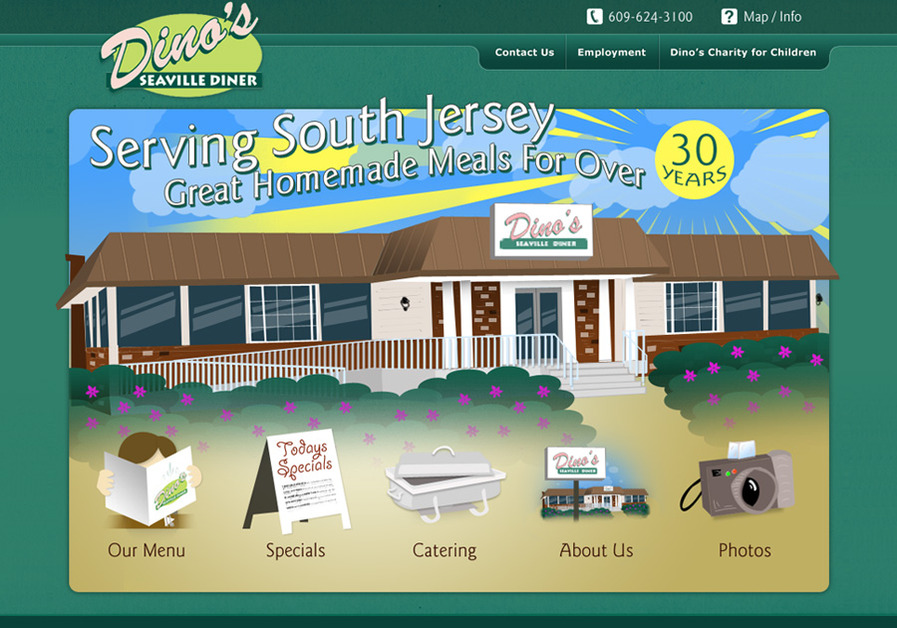 A great web design by Sites by Joe, Providence, RI: