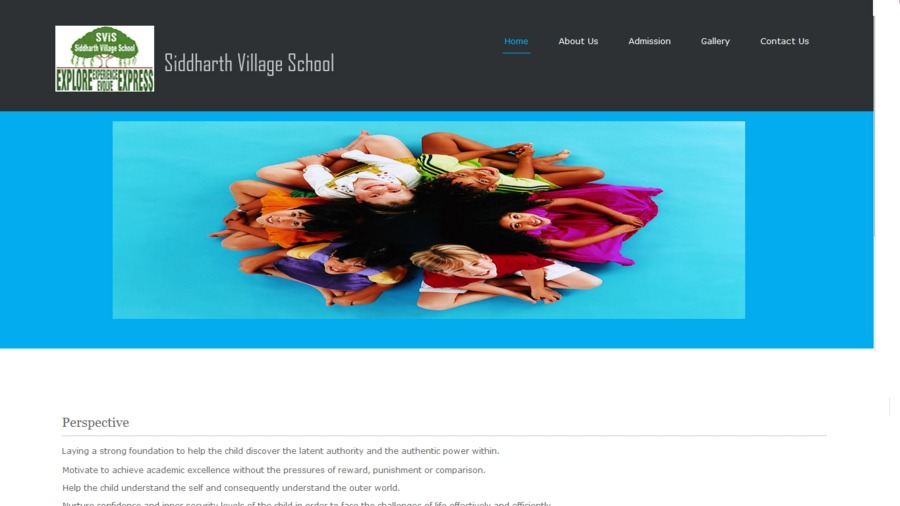 A great web design by Freelancer, Bangalore, India: