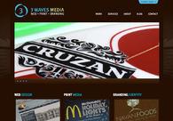 A great web design by 3 Waves Media, Virginia Beach, VA: