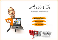 A great web design by Anil.Ch, Melbourne, Australia:
