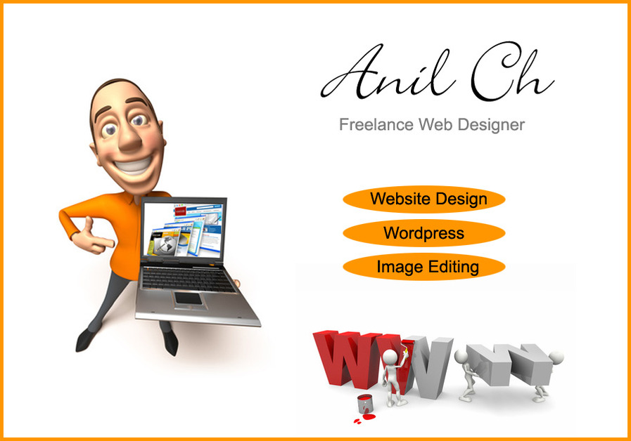 A great web design by Anil.Ch, London, United Kingdom: