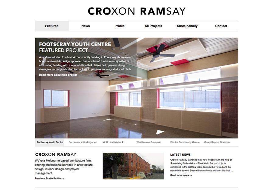 A great web design by That Mob, Melbourne, Australia: