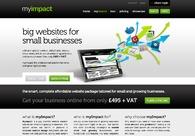 A great web design by MyImpact, London, United Kingdom: