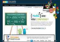 A great web design by AddColours, Amsterdam, Netherlands: