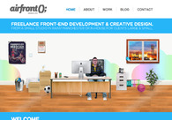 A great web design by Airfront Media Ltd, Manchester, United Kingdom: