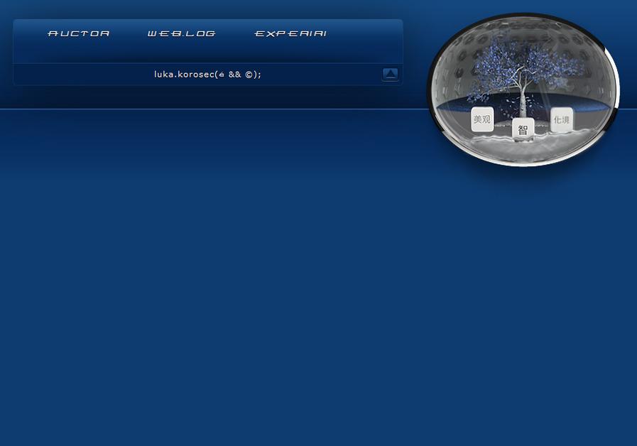 A great web design by lk, Vienna, Austria:
