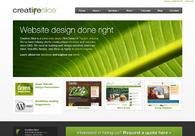 A great web design by Creative Slice, Phoenix, AZ: