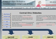 A great web design by Central Ohio Websites, Columbus, OH: