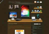 A great web design by Dragos M., Sibiu, Romania: