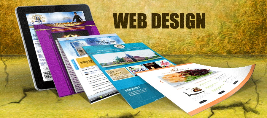 A great web design by K-Designs Graphic Design Studio, Dallas, TX: