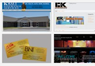 A great web design by Kraft Productions, Chicago, IL: