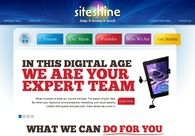 A great web design by Siteshine, San Francisco, CA: