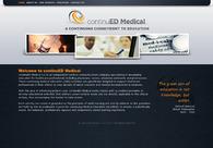 A great web design by Hector Aranda Web Worx, San Francisco, CA: