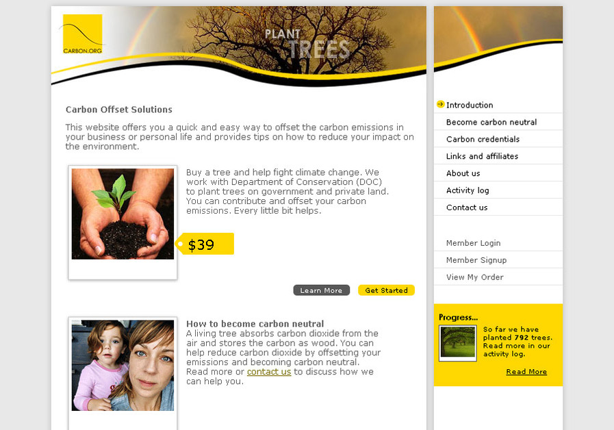 A great web design by Cleanweb, Auckland, New Zealand: