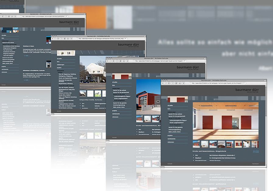 A great web design by degners.com, Karlsruhe, Germany: