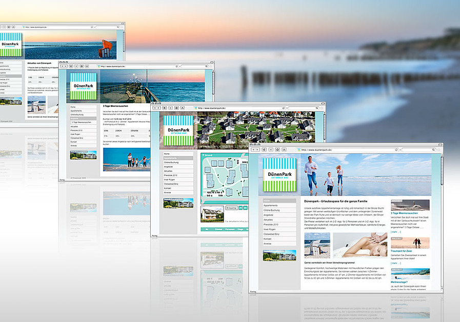 A great web design by degners.com, Freiburg, Germany: