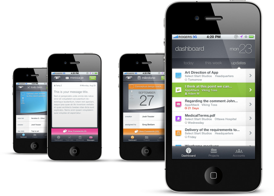 A great web design by Select Start Studios, Ottawa, Canada: