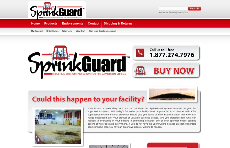A great web design by Integrity Designs, Washington DC, DC: