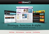 A great web design by Red Crown Studio, Portland, OR: