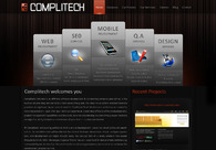 A great web design by Complitech Solutions Pvt Ltd, Ahmedabad, India:
