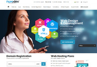 A great web design by Nuvodev Technologies Pvt Ltd, Bangalore, India: Website, Web Application , Internet , PHP