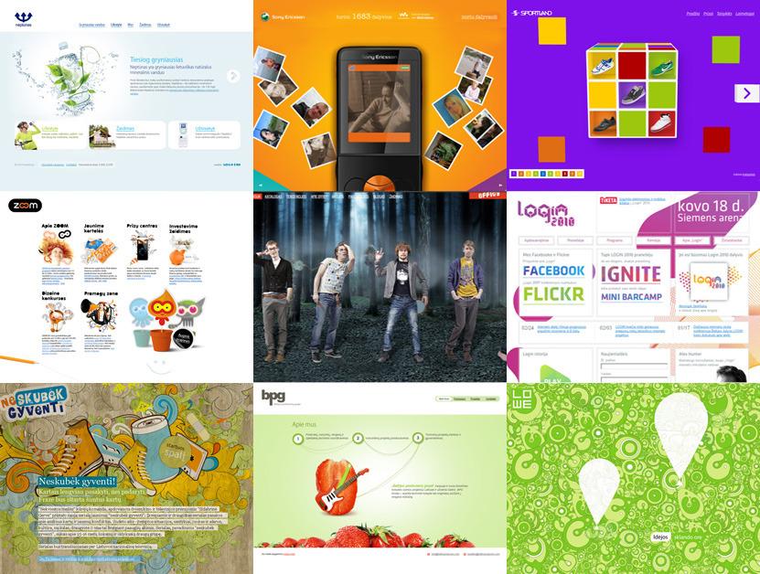 A great web design by Indigo Kids, Copenhagen, Denmark: