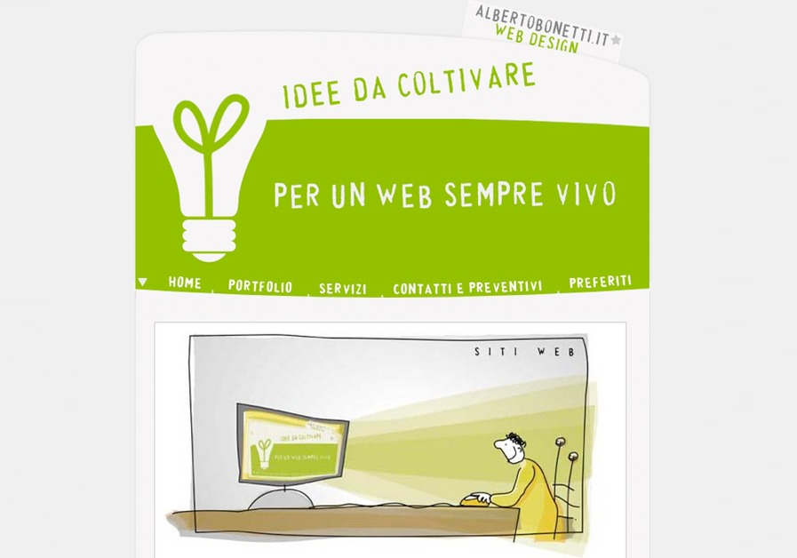 A great web design by 0UNO // ALBERTOBONETTI, Turin, Italy:
